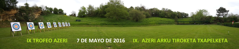 IX TROFEO AZERI 2016